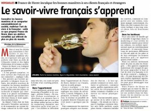 savoir-vivre français