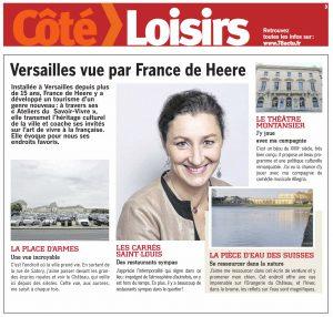 Versailles France de Heere