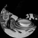 Autour de la table française